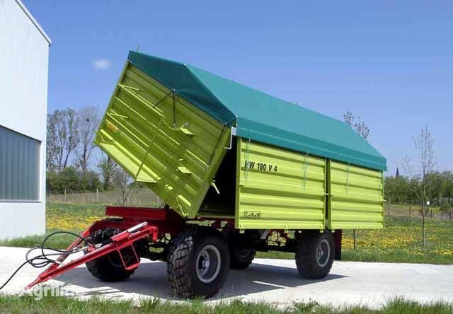 CONOW HW 180 Zweiseiten-Kipper V 4 reboque de tractor novo