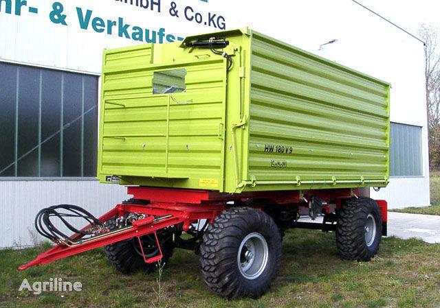 CONOW HW 180 Zweiseiten-Kipper V 9 reboque de tractor novo