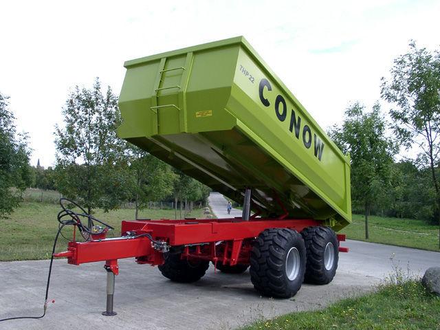 CONOW THP 22 reboque de tractor novo