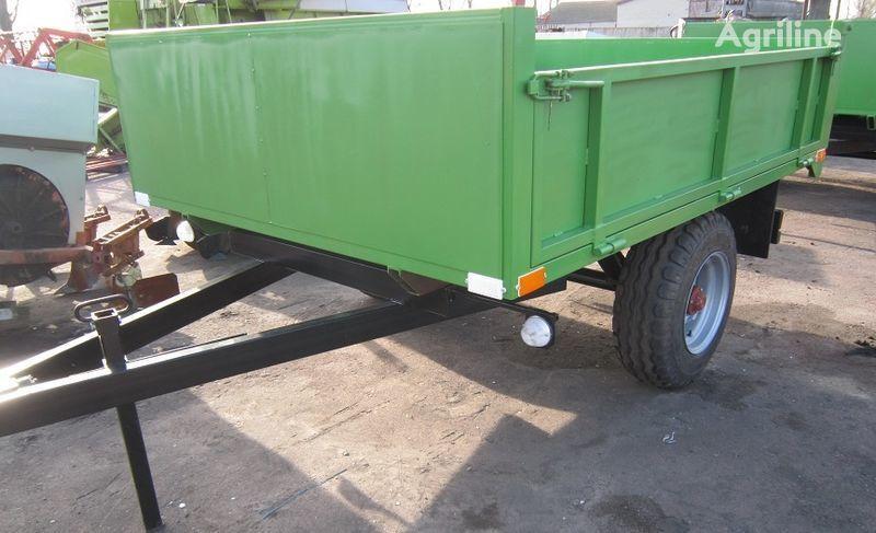 HTZ PTS reboque de tractor novo