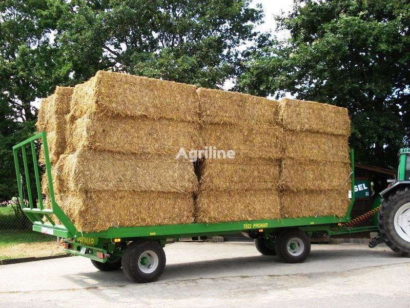 PRONAR T022 do bel reboque de tractor novo
