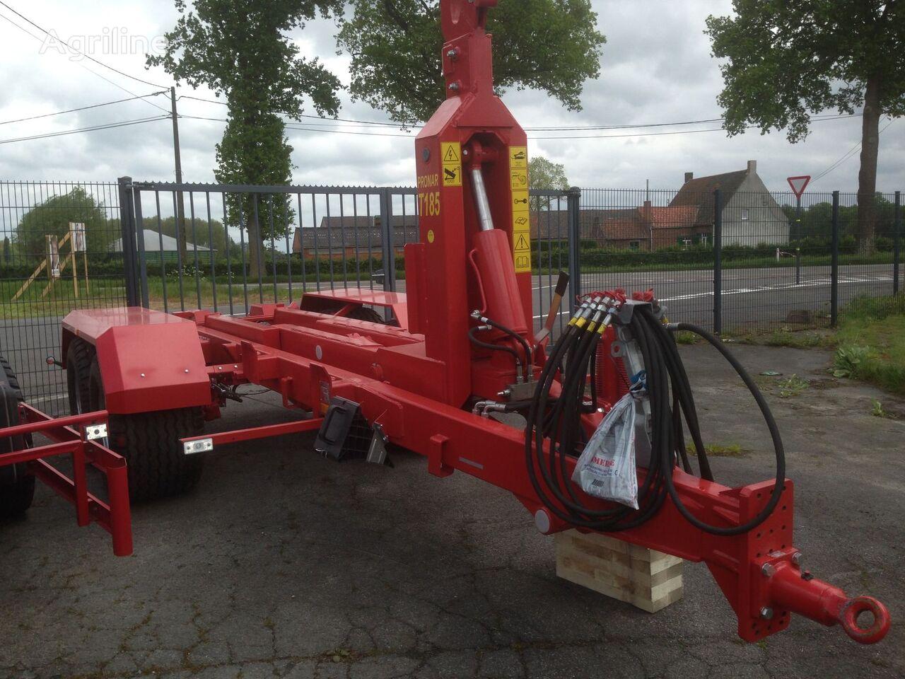PRONAR Uniwersalna przyczepa hakowa PRONAR T185 12,1 t reboque de tractor