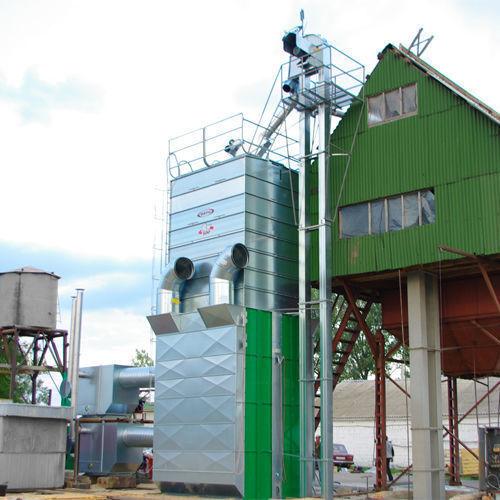 Stacionarnye zernosushilki MEPU serii RCW secador de cereais