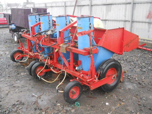 Gruse VL 19 semeador de batata