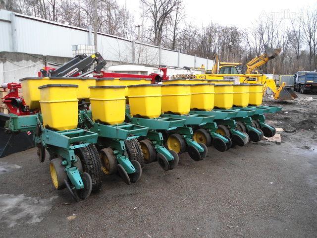 JOHN DEERE 7000 semeador de monogrão mecânico