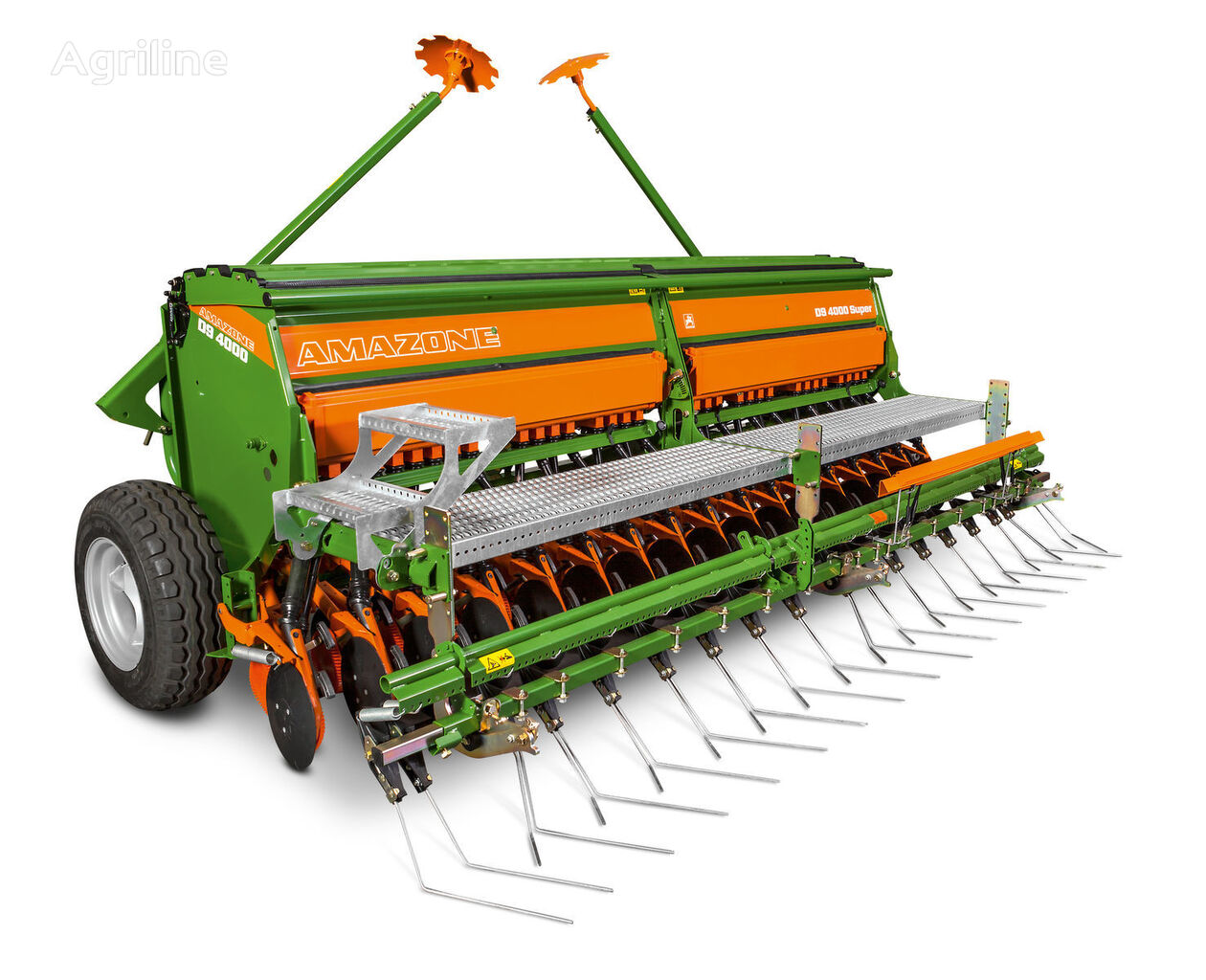 AMAZONE D9 4000, V NALIChII, TORG ! semeador mecânico novo