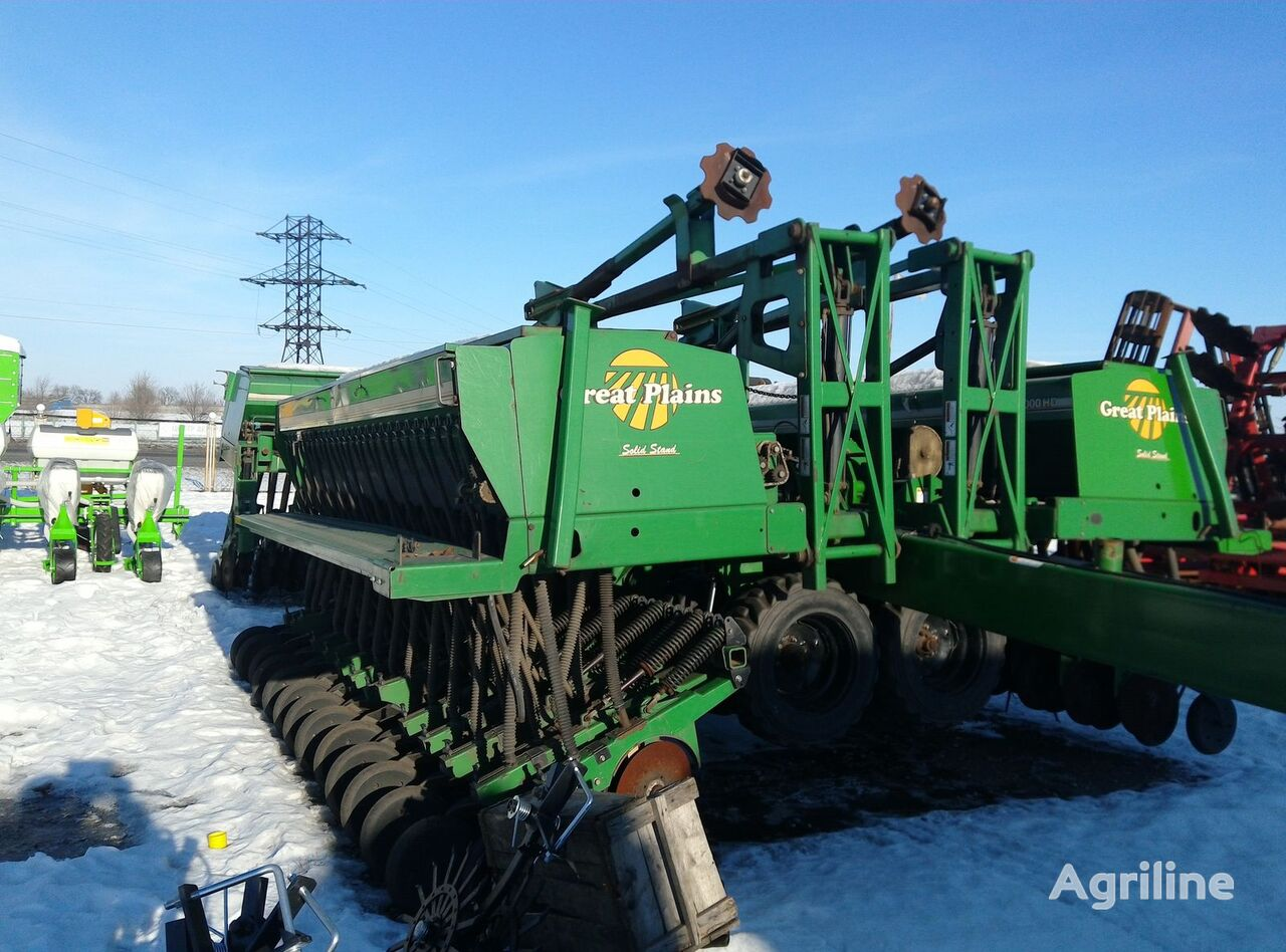 GREAT PLAINS 3S 4000 HDF semeador mecânico