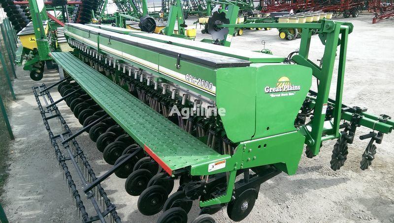 GREAT PLAINS John Deere SUHIE UDOBRENIYa semeador mecânico