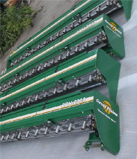 GREAT PLAINS Prisposoblenie dlya vneseniya udobreniy  semeador mecânico