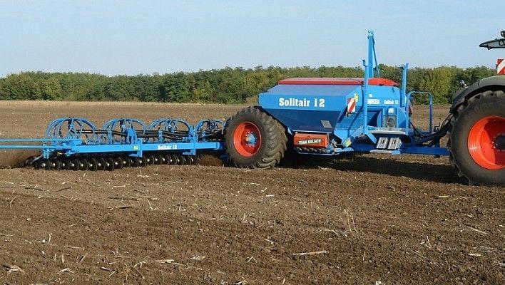 semeador pneumático LEMKEN Solitair 12/800; 12/1000; 12/1200 K-DS novo
