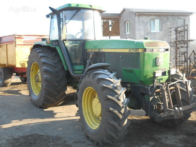 JOHN DEERE 4755 trator de rodas