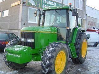 JOHN DEERE 6600 trator de rodas