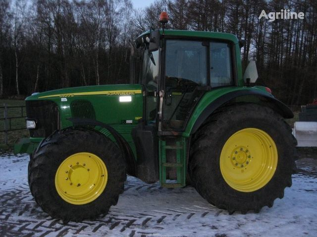 JOHN DEERE 6920S trator de rodas