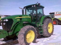JOHN DEERE 7830 trator de rodas