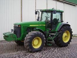 JOHN DEERE 8300 trator de rodas