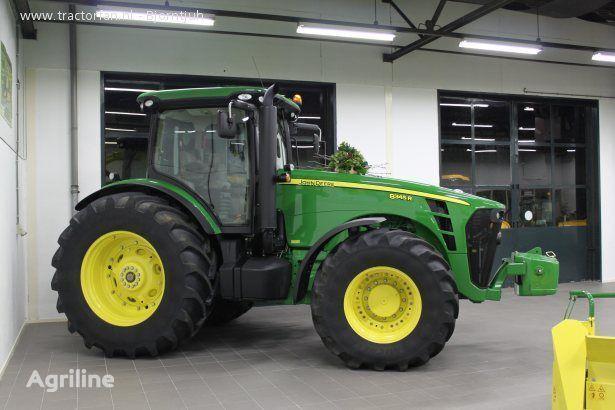 JOHN DEERE 8310R trator de rodas novo