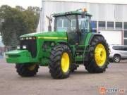 JOHN DEERE 8400 trator de rodas