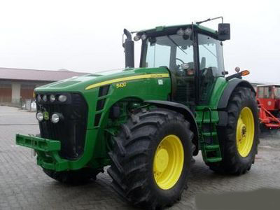 JOHN DEERE 8430 trator de rodas