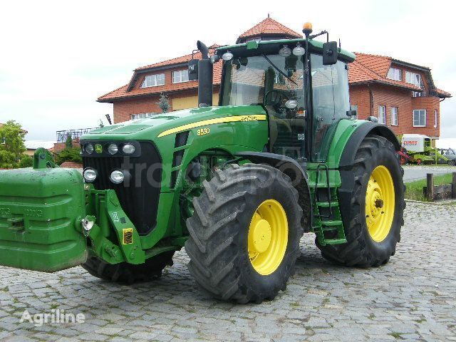 JOHN DEERE 8530 trator de rodas