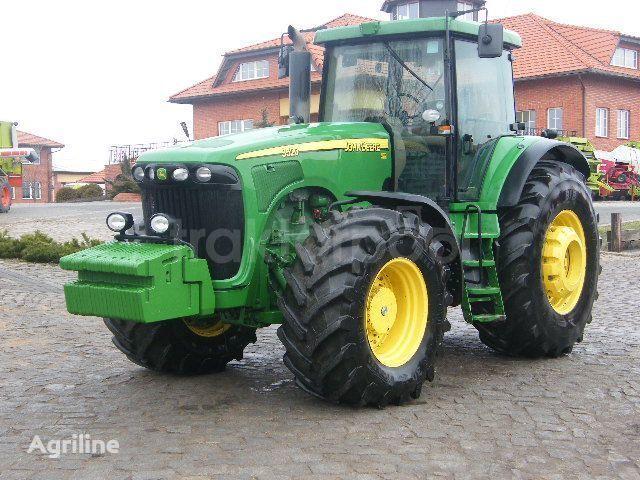 JOHN DEERE 9520 trator de rodas
