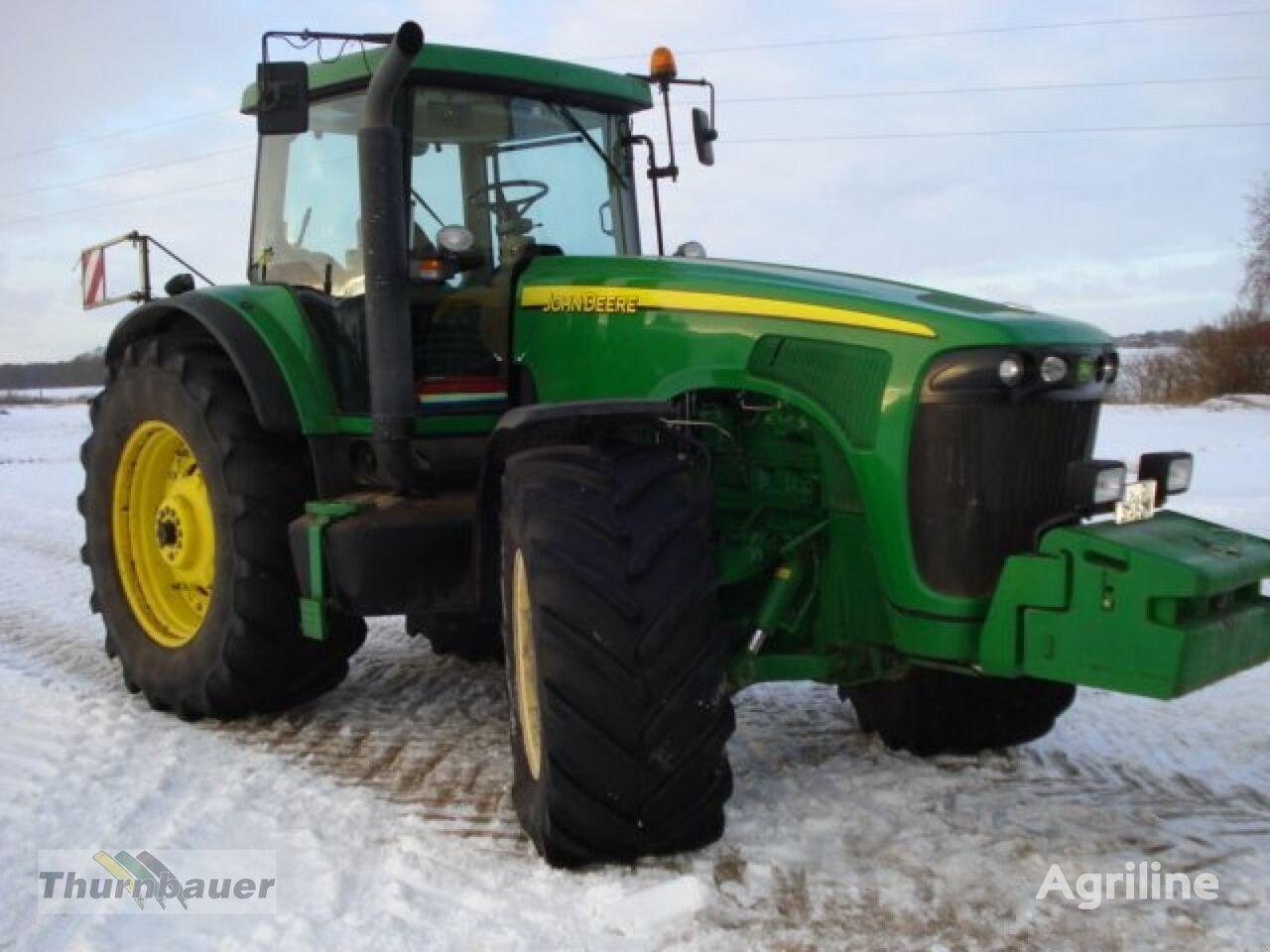 JOHN DEERE Kabine 8020 Serie trator de rodas