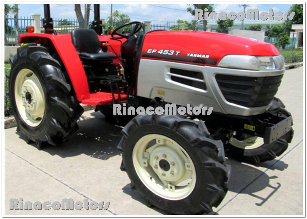 YANMAR GR453DT trator de rodas