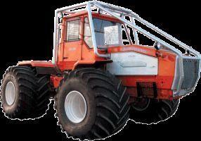 HTA-200-07 trator de rodas