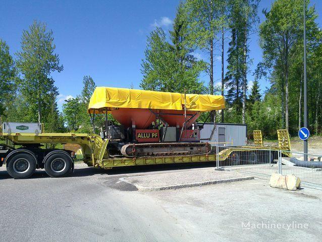 Allu stabilisation system outros equipamentos