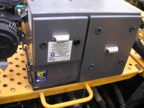 Onbekend Amberg (432)Schutzbelüft. / protective ventilation outros equipamentos