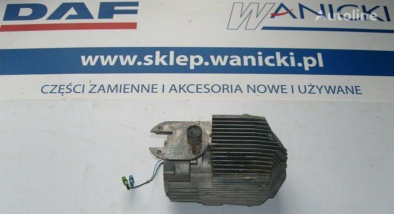 OBUDOWA PALNIKA,WYMIENNIK CIEPŁA EBERSPACHER D4S,Heat exchanger, auxiliary heater aquecedor autônomo para DAF XF 95, XF 105 camião tractor