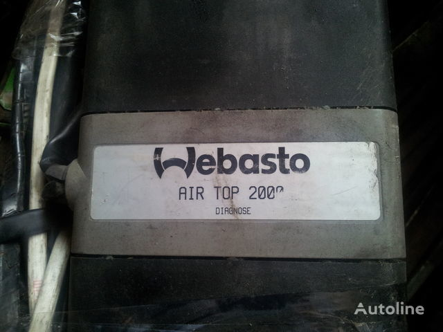 MERCEDES-BENZ aquecedor autônomo para MERCEDES-BENZ