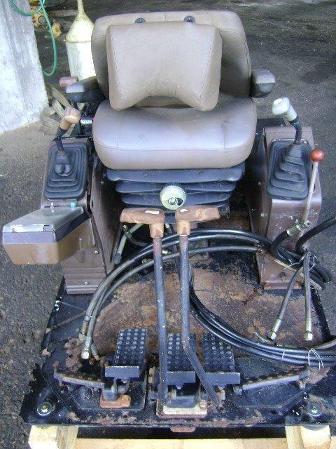 assento para FIAT Hitachi  escavadora