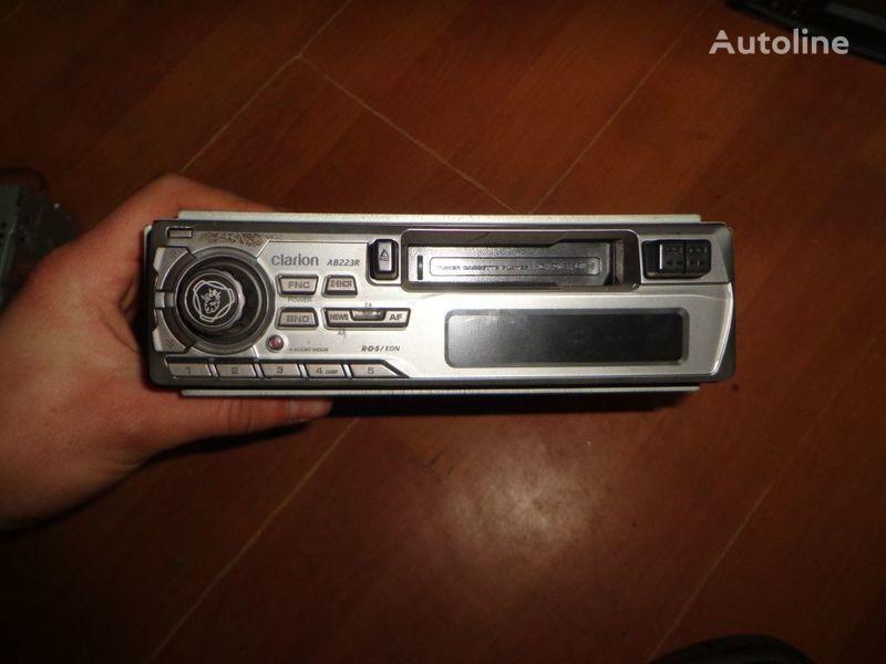 Clarion AB223R auto-rádio para SCANIA camião