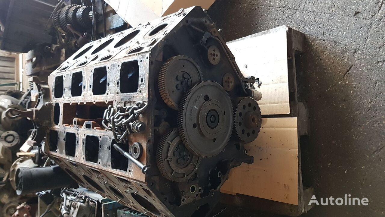 bloco do motor para camião SCANIA R500 - DC16 04 L01