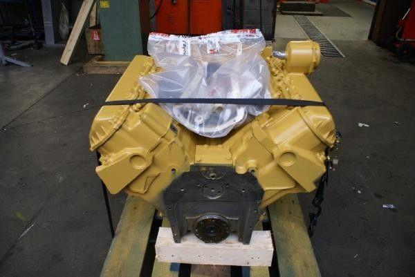 bloco do motor para CATERPILLAR LONG-BLOCK ENGINES escavadora