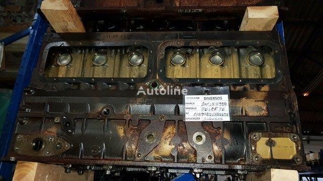 bloco do motor DAF /Crankcase - Cylinder block 920 - 1389483 / 1605325 para camião