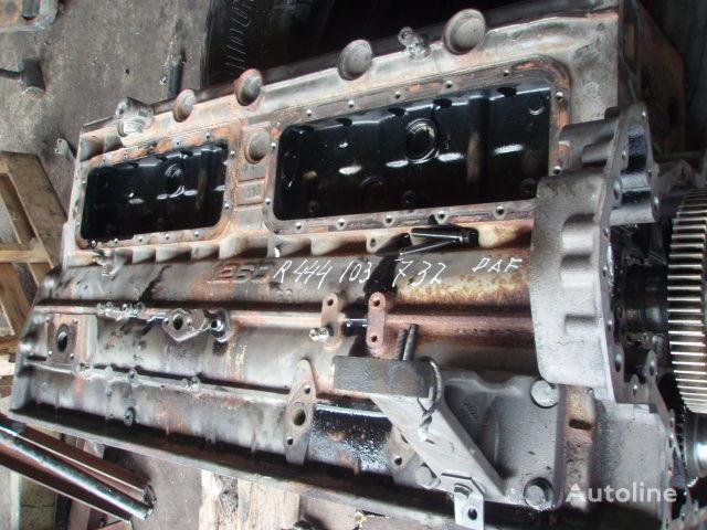 bloco do motor para DAF XF 95 camião tractor