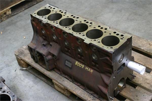 bloco do motor para MAN D0826 LOH 15 L6 outro equipamento agrícola