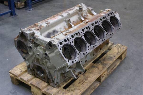bloco do motor para MERCEDES-BENZ OM 424 escavadora