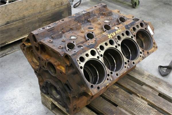 bloco do motor para MERCEDES-BENZ OM 502 LA BLOCK outros equipamentos de construção