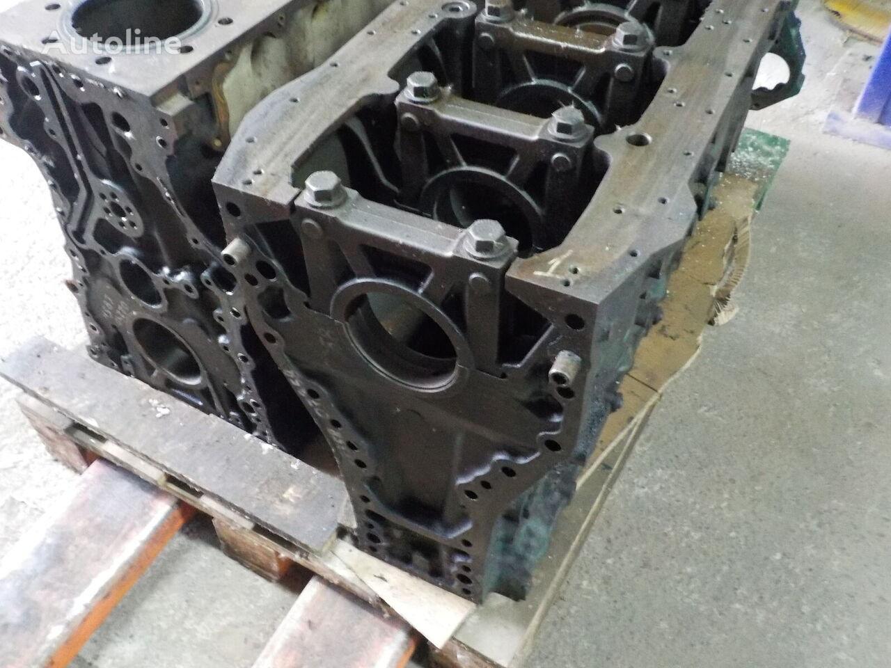 VOLVO bloco do motor para VOLVO  D12A camião