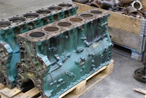 bloco do motor para VOLVO D 12 C outros equipamentos de construção