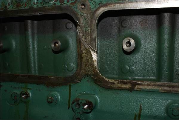 bloco do motor para VOLVO TD 101 OGBLOCK autocarro