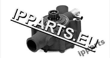 bomba de água DOOSAN pompa wody silnik DL08 para escavadora DOOSAN dx 300 dx 340 DL 350 nova