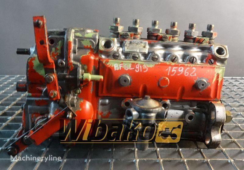 Injection pump Bosch 0400866076 bomba de alta pressão para 0400866076 (PES6A85D410/3RS2415) escavadora