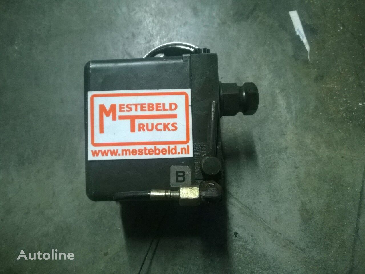 bomba de elevação da cabina para MERCEDES-BENZ Cabinekantelpomp Actros camião tractor