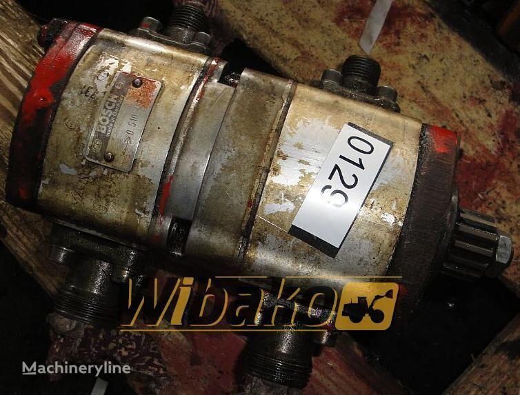 Hydraulic pump Bosch 0510166011 bomba hidráulica para 0510166011 escavadora