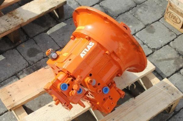 ATLAS LNDE HPR90,HPR100 bomba hidráulica para ATLAS 1304,1404,1504,1604 escavadora