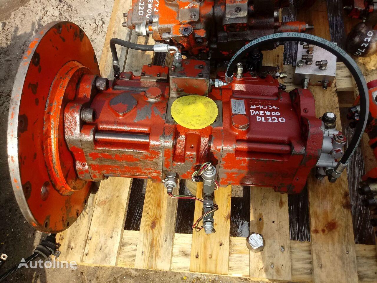 bomba hidráulica Daewoo DL220 3Y5773 Hydraulic pump para retroescavadora