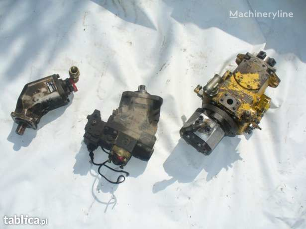NEW HOLLAND bomba hidráulica para NEW HOLLAND JCB Cat Case Atlas Komatsu Kramer  carregadeira de rodas